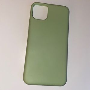 MATCHA COLORED 11 PRO MAX CASE
